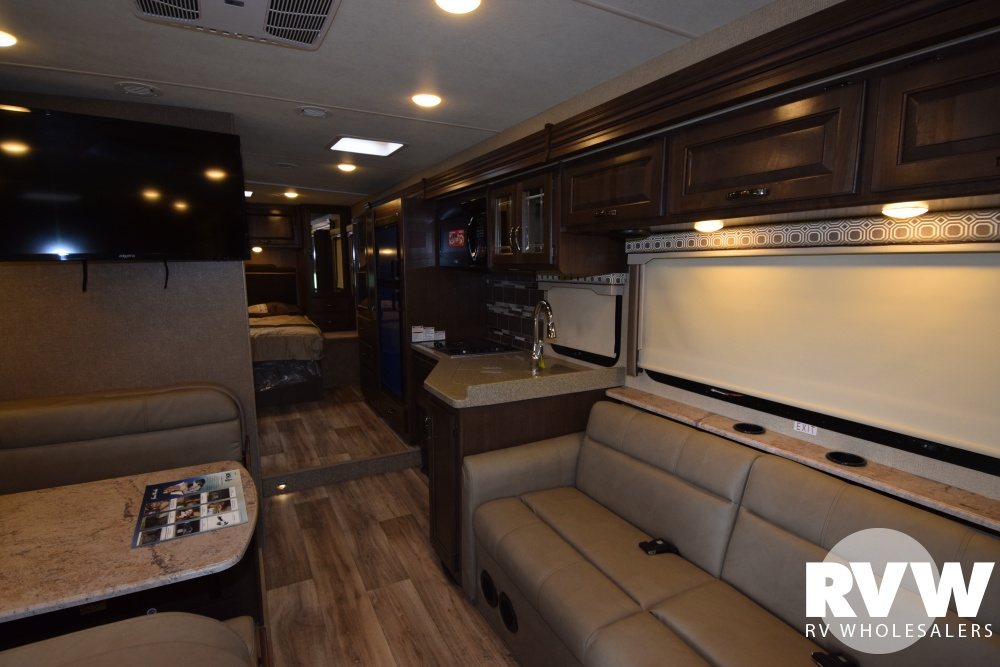 Click here to see the New 2018 Four Winds 31Y Class C Motorhome by Thor Motor Coach at RVWholesalers.com