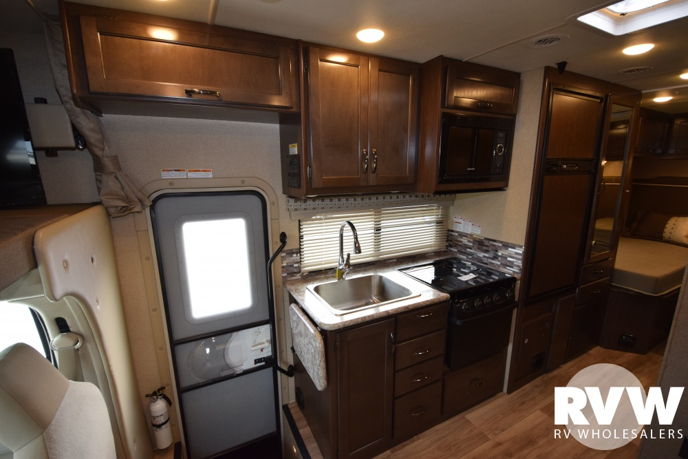 Click here to see the New 2018 Four Winds 25V Class C Motorhome by Thor Motor Coach at RVWholesalers.com