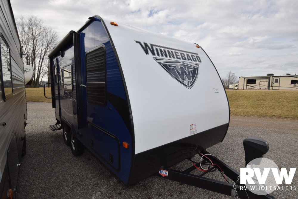 Click here to see the New 2018 Winnebago Micro Minnie 1706FB Travel Trailer by Winnebago at RVWholesalers.com