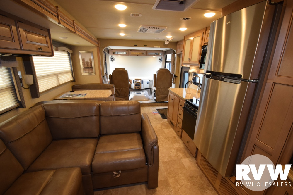 Click here to see the New 2018 Windsport 35M Class A Motorhome by Thor Motor Coach at RVWholesalers.com