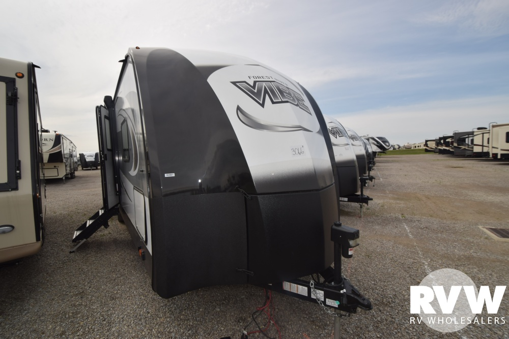 Click here to see the New 2018 Vibe 268RKS Travel Trailer by Forest River at RVWholesalers.com