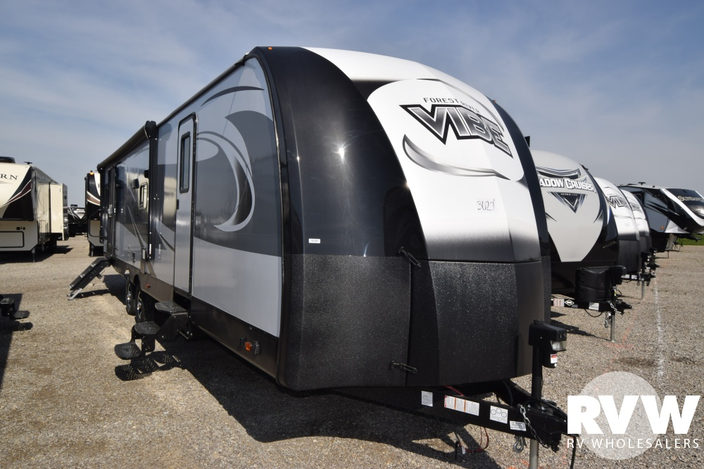 Click here to see the New 2018 Vibe 278RLS Travel Trailer by Forest River at RVWholesalers.com