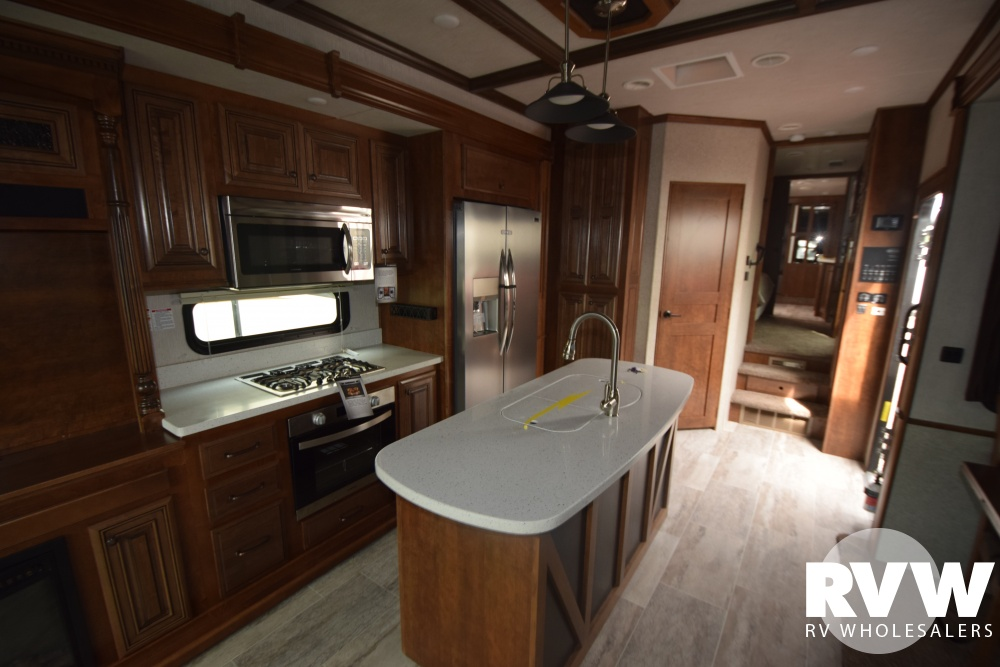 Click here to see the New 2018 Bighorn 3870FB Fifth Wheel by Heartland RV at RVWholesalers.com