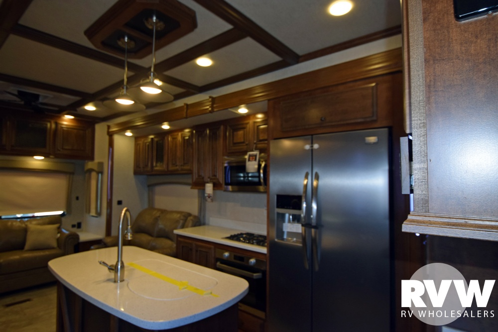 Click here to see the New 2018 Bighorn 3500SE Fifth Wheel by Heartland RV at RVWholesalers.com
