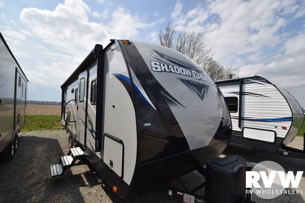 Click here to see the New 2018 Shadow Cruiser 240BHS Travel Trailer by Cruiser RV at RVWholesalers.com
