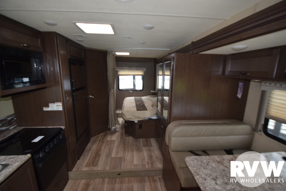 Click here to see the New 2018 Four Winds 24F Class C Motorhome by Thor Motor Coach at RVWholesalers.com