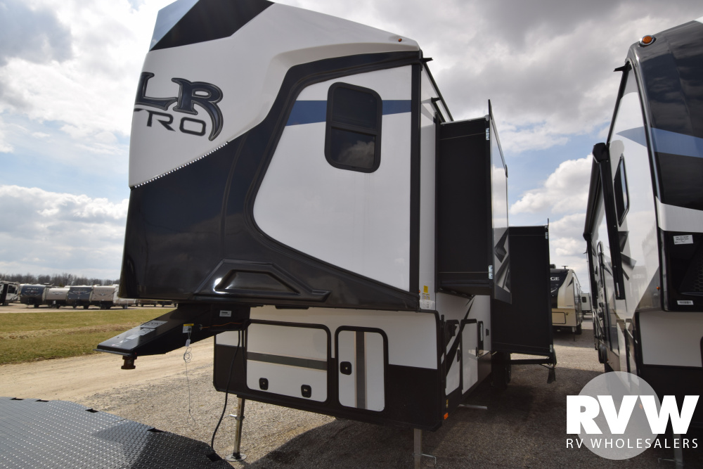 Click here to see the New 2019 XLR Nitro 37VL5 Toy Hauler Fifth Wheel by Forest River at RVWholesalers.com