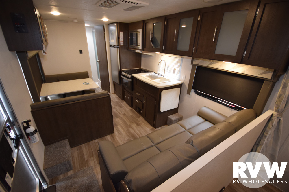 Click here to see the New 2019 Wildwood XLite 241QBXL Travel Trailer by Forest River at RVWholesalers.com