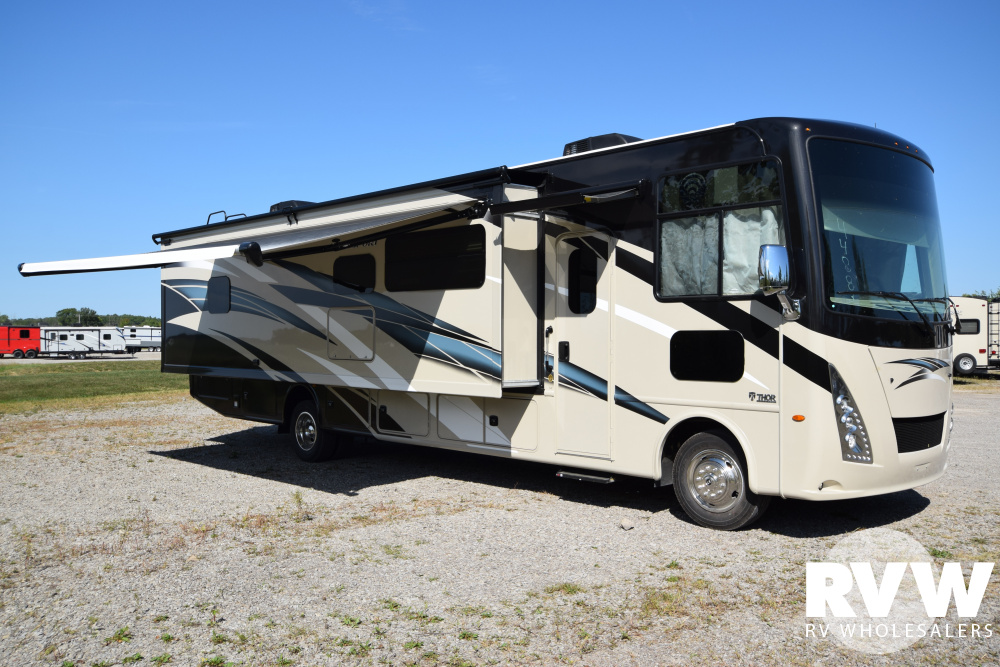 Click here to see the New 2020 Windsport 34R Class A Motorhome by Thor at RVWholesalers.com
