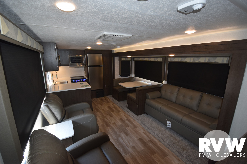 Click here to see the New 2020 Wildwood 27RKS Travel Trailer by Forest River at RVNation.us