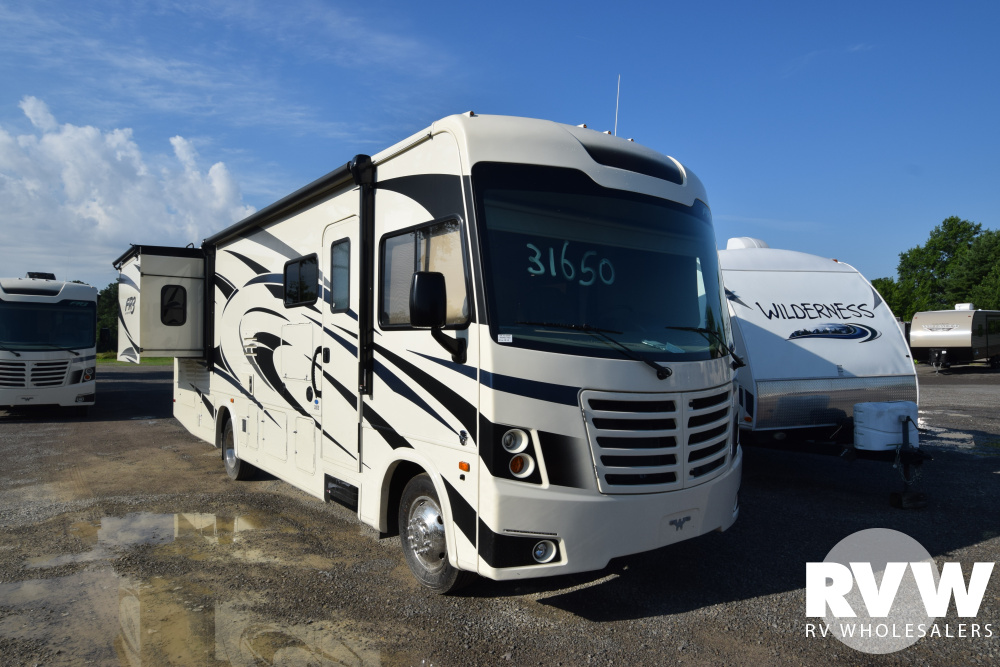 Click here to see the Used 2020 FR3 30DS Class A Motorhome by Forest River at RVWholesalers.com