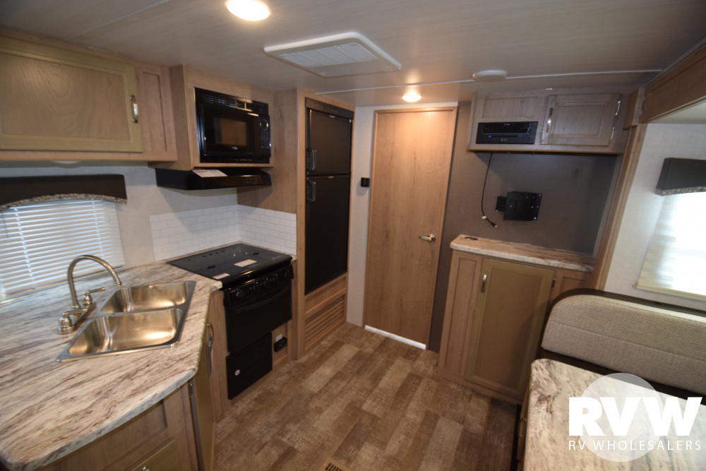 Click here to see the New 2020 Winnebago Minnie 2201MB Travel Trailer by Winnebago at RVWholesalers.com