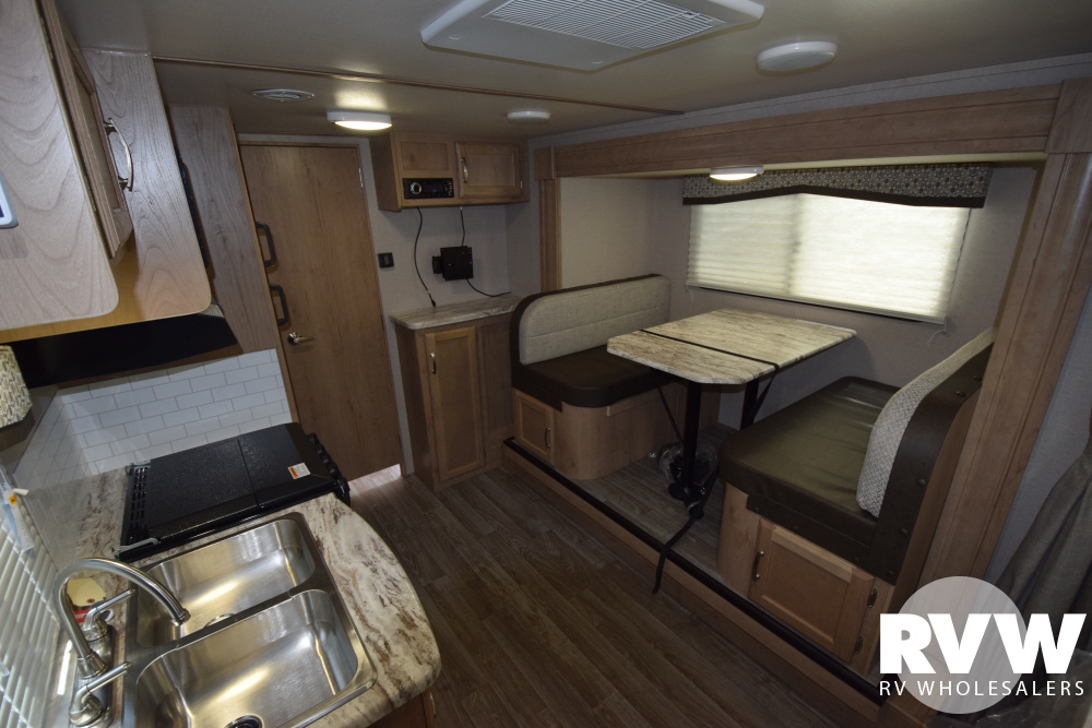 Click here to see the New 2020 Winnebago Micro Minnie 2108DS Travel Trailer by Winnebago at RVWholesalers.com