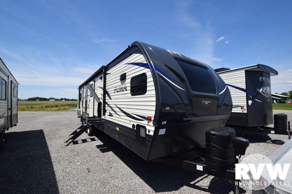 Click here to see the New 2020 Puma 31FKRK Travel Trailer by Palomino at RVWholesalers.com