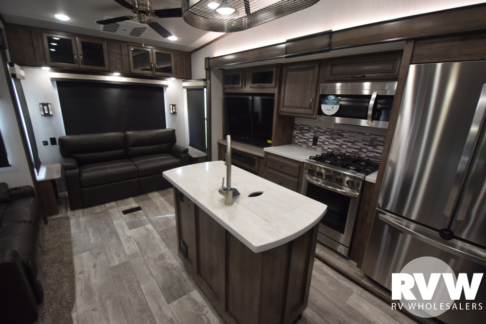 Click here to see the New 2020 Sandpiper 321RL Fifth Wheel by Forest River at RVWholesalers.com