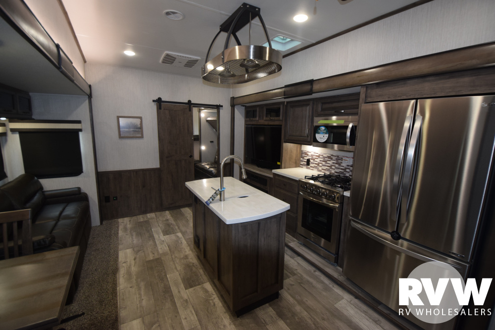 Click here to see the New 2020 Sandpiper 373BH Fifth Wheel by Forest River at RVWholesalers.com