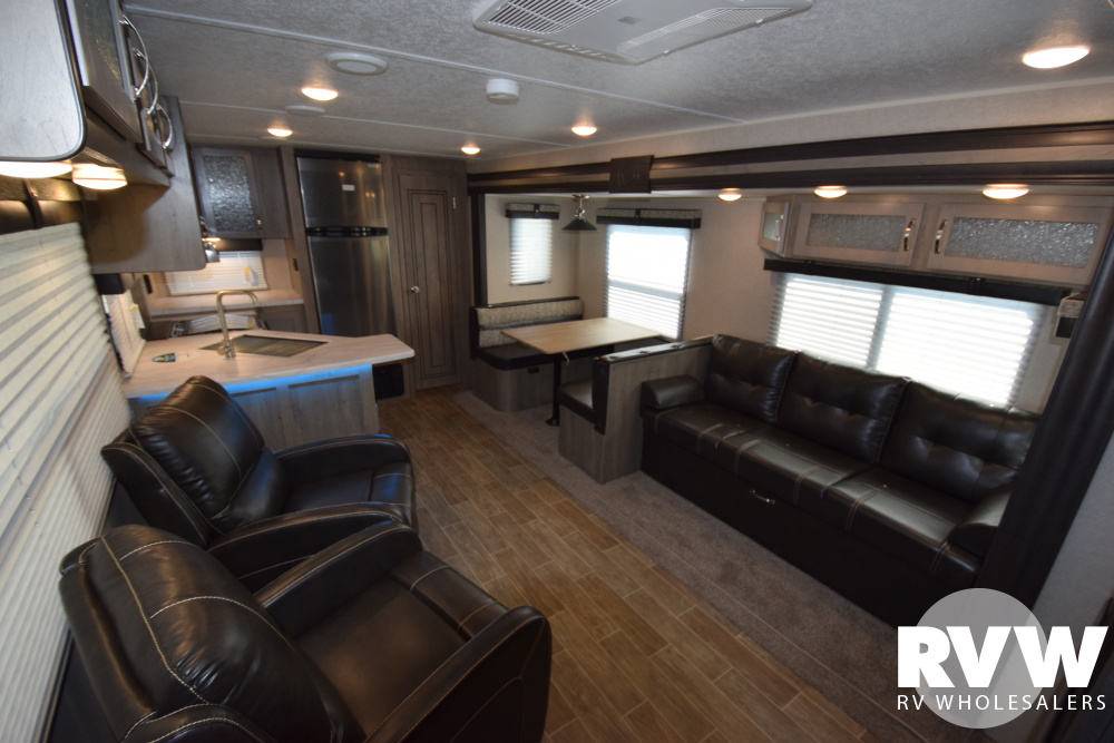 Click here to see the New 2020 Puma 28RKSS Travel Trailer by Palomino at RVWholesalers.com