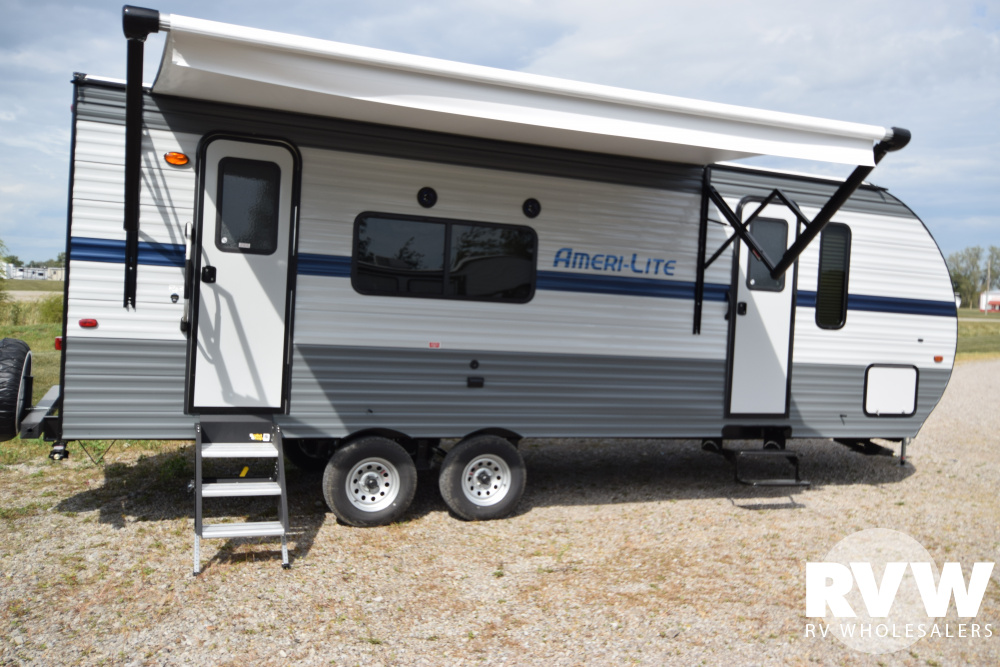 Click here to see the New 2020 Ameri-lite Ultra Lite 238RK Travel Trailer by Gulf Stream at RVWholesalers.com
