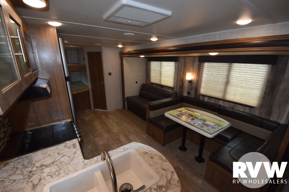 Click here to see the New 2020 Ameri-lite Ultra Lite 281BH Travel Trailer by Gulf Stream at RVNation.us