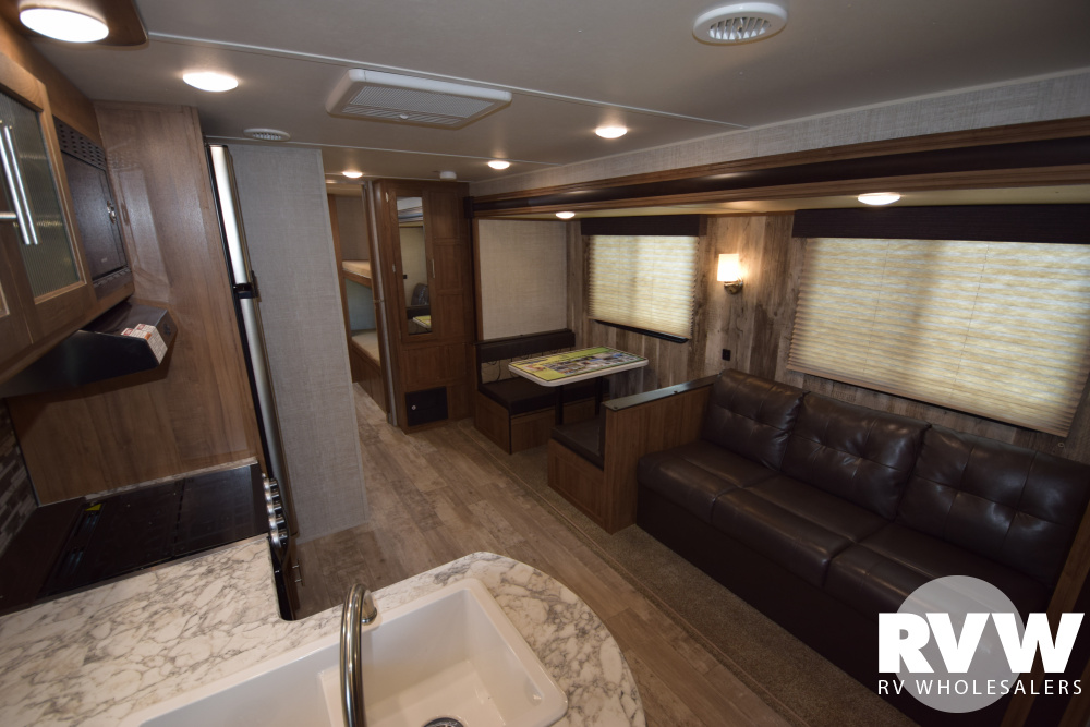 Click here to see the New 2020 Ameri-lite Ultra Lite 279BH Travel Trailer by Gulf Stream at RVNation.us
