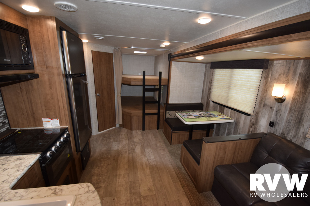 Click here to see the New 2020 Ameri-lite Ultra Lite 268BH Travel Trailer by Gulf Stream at RVNation.us
