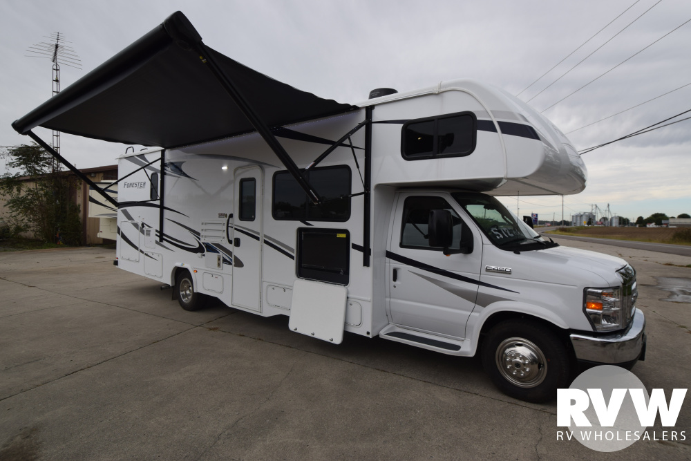 Click here to see the New 2020 Forester 3271SF Class C Motorhome by Forest River at RVNation.us