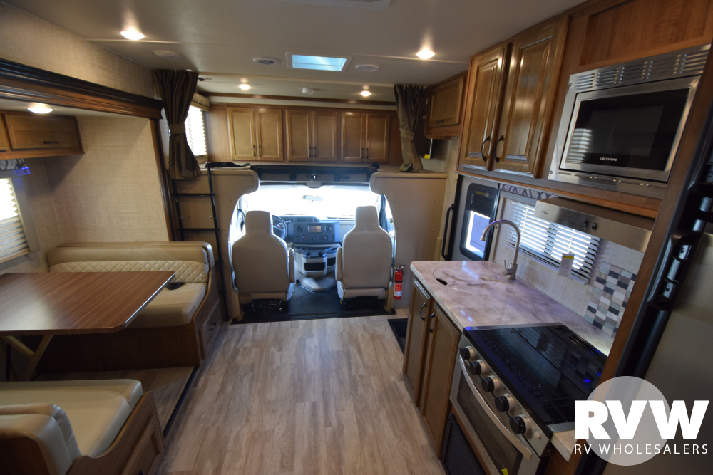 Click here to see the New 2020 Conquest 6245D Class C Motorhome by Gulf Stream at RVNation.us