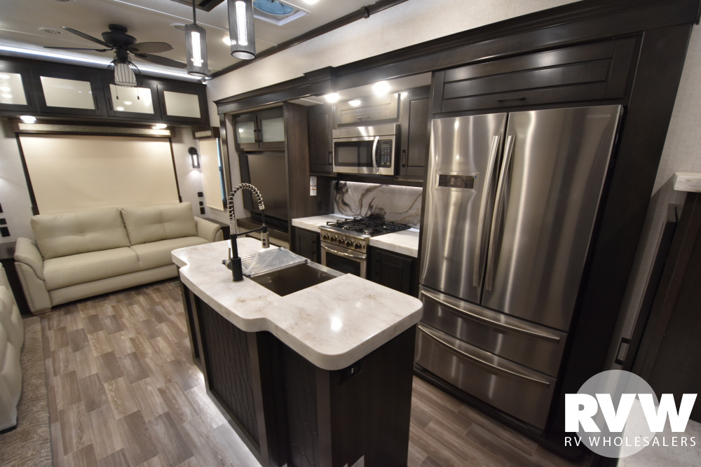 Click here to see the New 2020 Redwood 3911RL Fifth Wheel by Crossroads at RVWholesalers.com