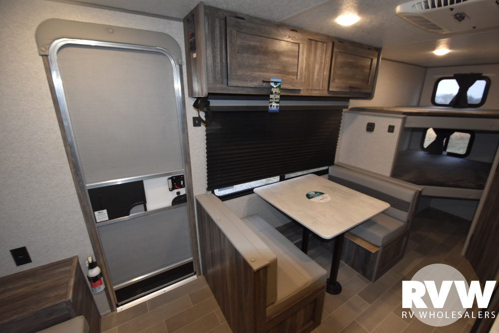 Click here to see the New 2020 Wildwood FSX 179DBK Travel Trailer by Forest River at RVWholesalers.com