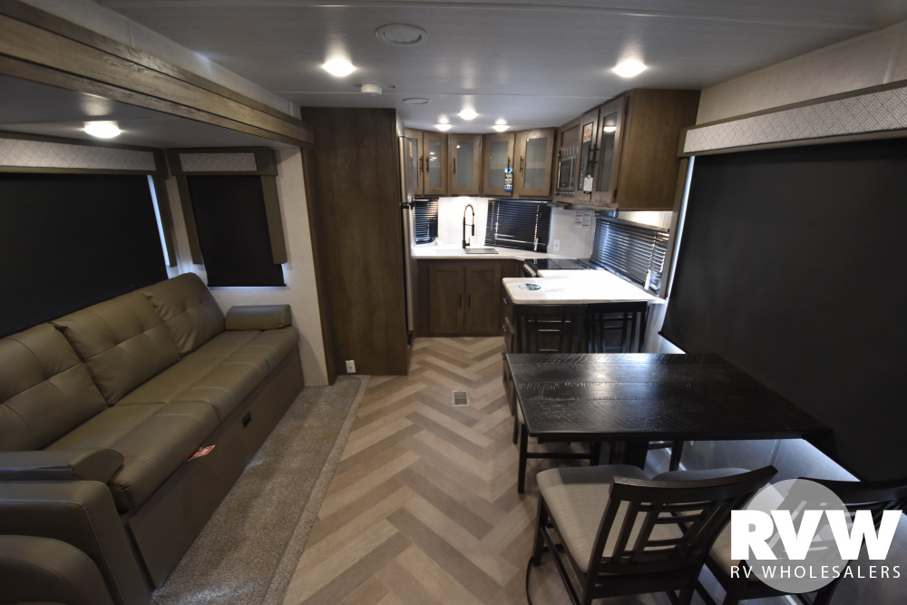 Click here to see the New 2020 Wildwood 28FKV Travel Trailer by Forest River at RVWholesalers.com