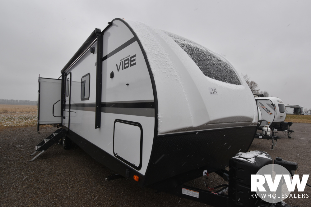 Click here to see the New 2020 Vibe 31ML Travel Trailer by Forest River at RVWholesalers.com