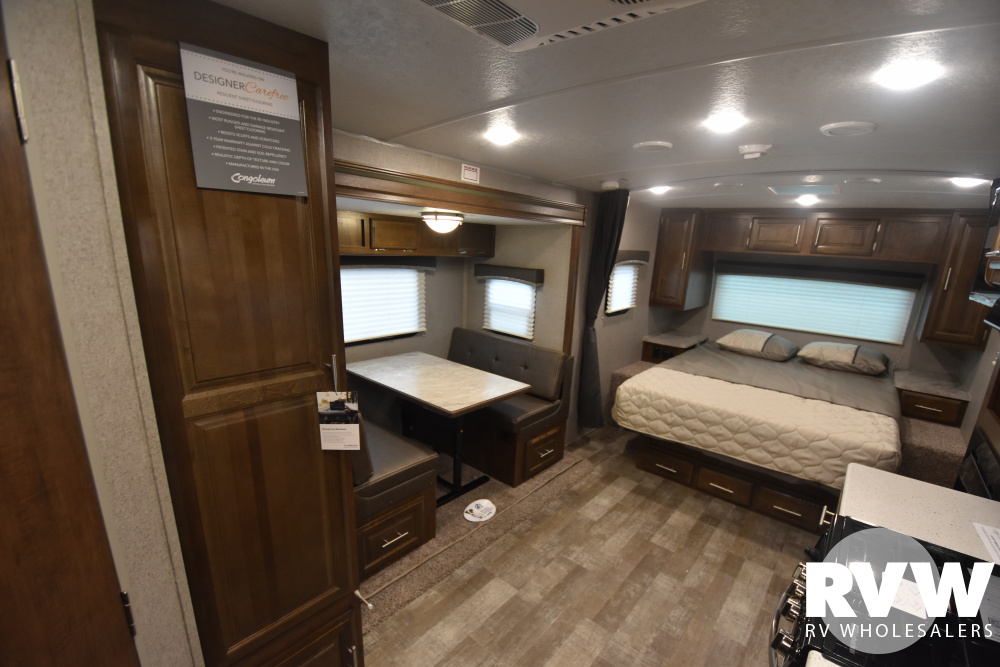 Click here to see the New 2020 Rockwood Mini Lite 2205S Travel Trailer by Forest River at RVWholesalers.com
