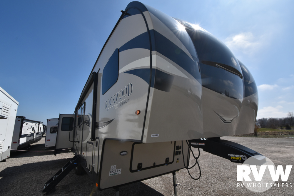 Click here to see the New 2020 Rockwood Ultra Lite 2898KS Fifth Wheel by Forest River at RVWholesalers.com