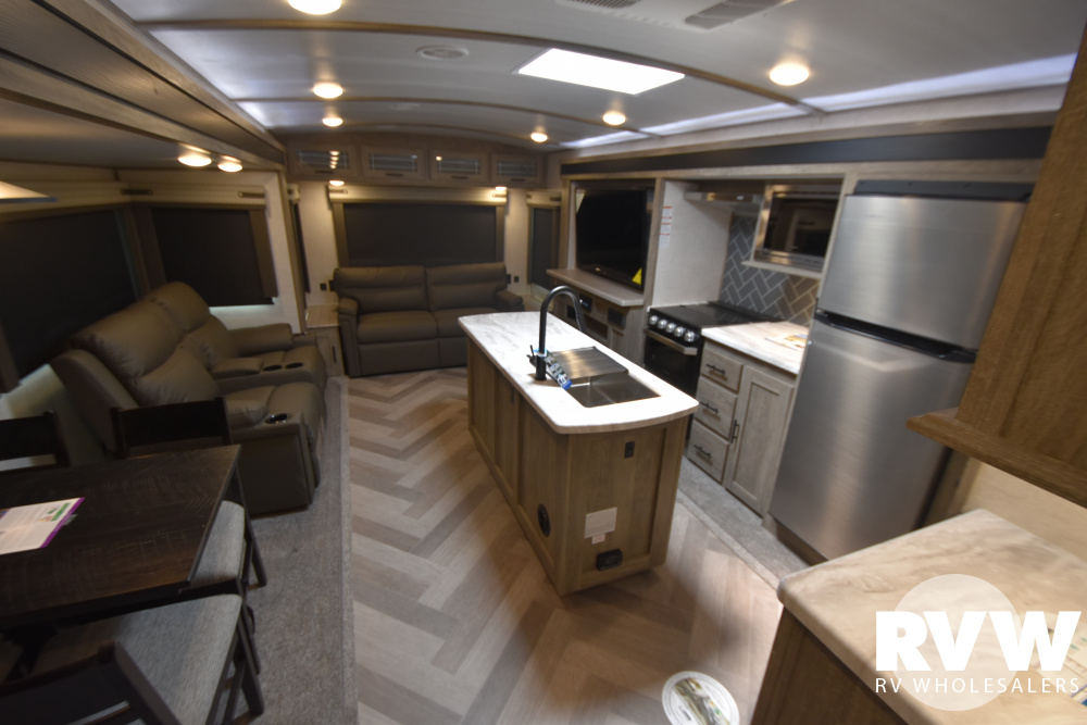 Click here to see the New 2021 Heritage Glen LTZ 308RL Travel Trailer by Forest River at RVWholesalers.com