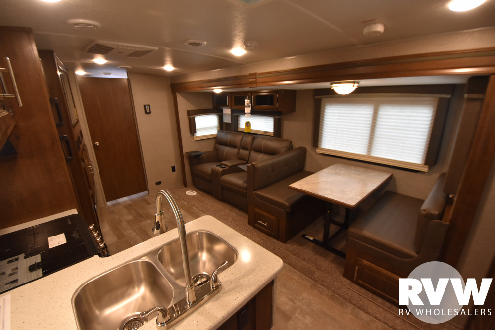 Click here to see the New 2021 Rockwood Ultra Lite 2912BS Travel Trailer by Forest River at RVWholesalers.com