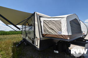 2021 Forest River Rockwood Roo 23FK Hybrid Camper: image 1