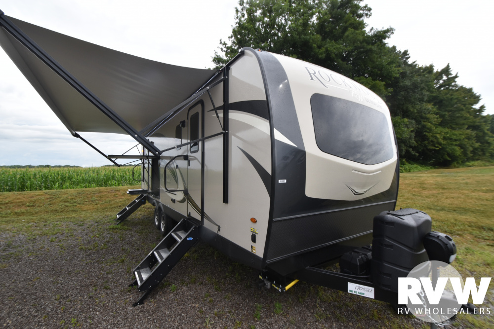 Click here to see the New 2021 Rockwood Ultra Lite 2614BS Travel Trailer by Forest River at RVWholesalers.com