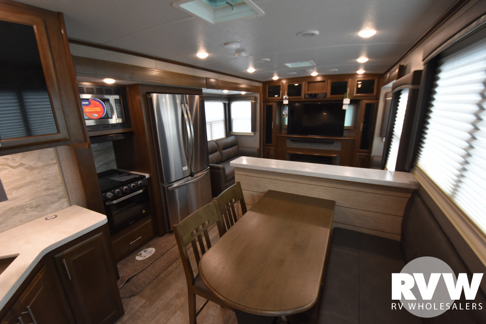 Click here to see the New 2021 Rockwood Signature Ultra Lite 8324SB Travel Trailer by Forest River at RVWholesalers.com