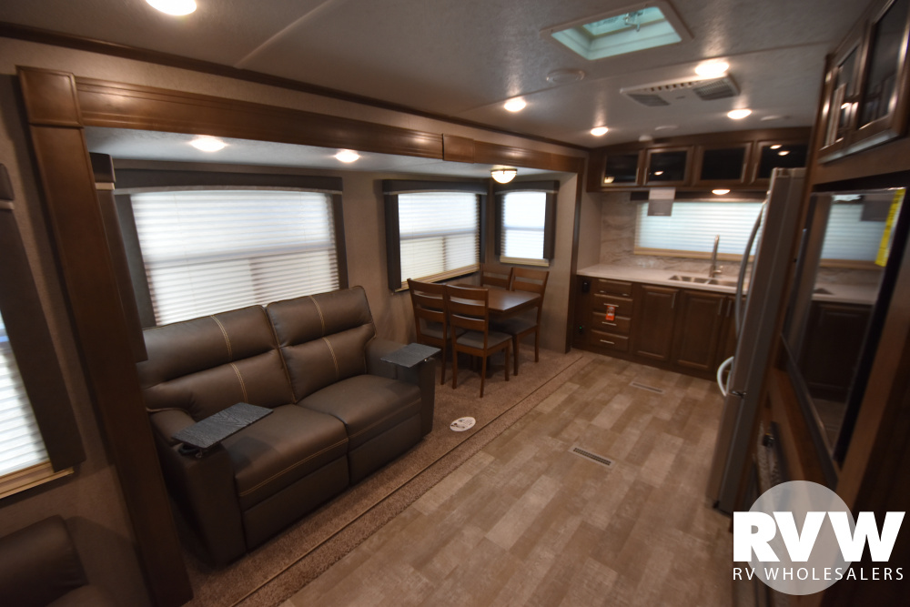 Click here to see the New 2021 Rockwood Signature Ultra Lite 8335SB Travel Trailer by Forest River at RVWholesalers.com