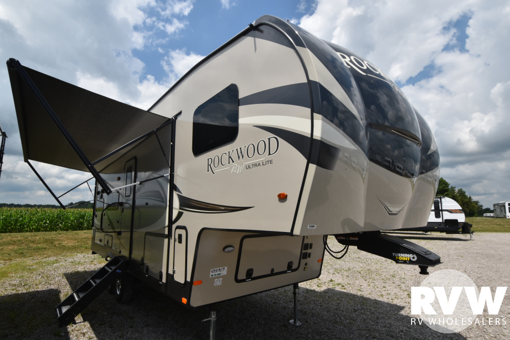Click here to see the New 2021 Rockwood Ultra Lite 2622RK Fifth Wheel by Forest River at RVWholesalers.com
