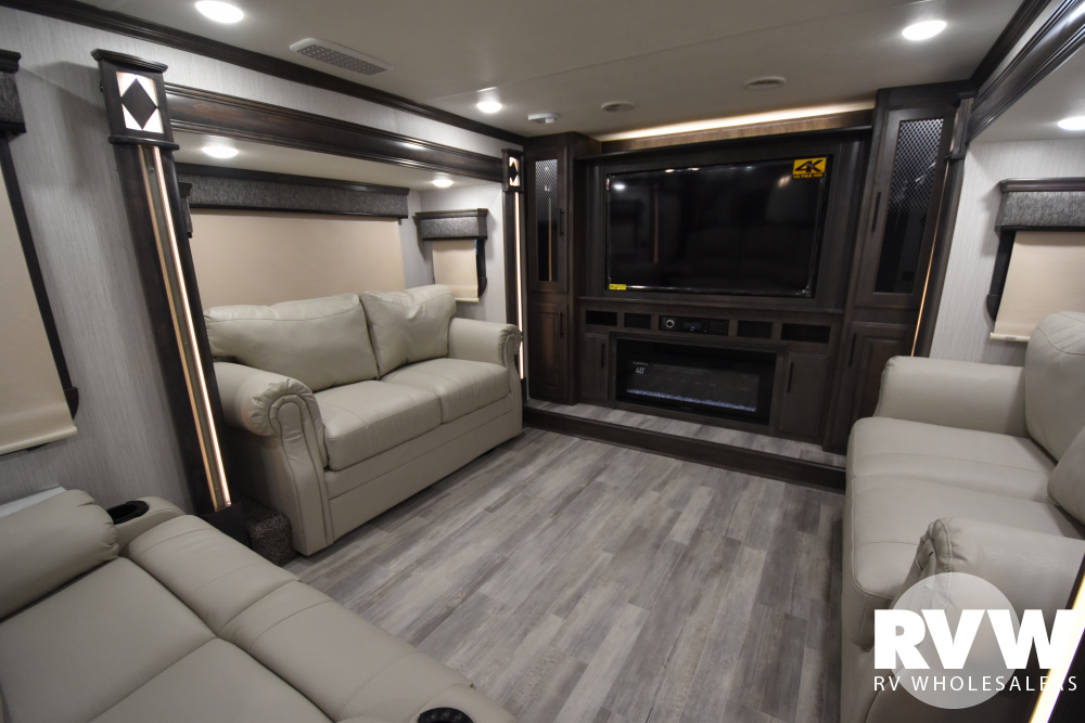 Click here to see the New 2020 Bighorn 3950FL Fifth Wheel by Heartland at RVWholesalers.com