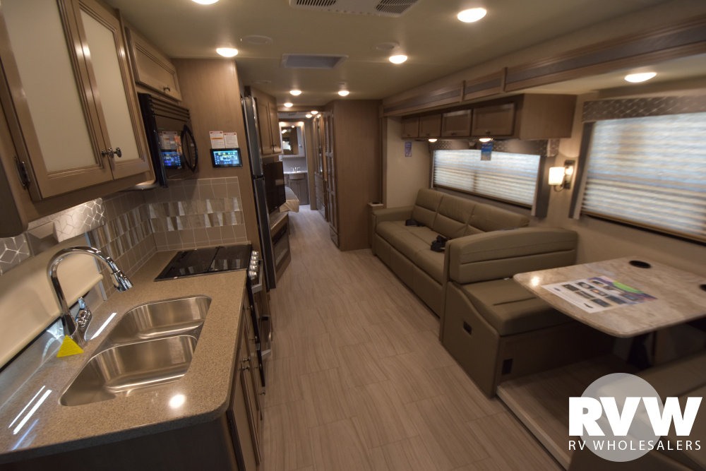 Click here to see the New 2020 Windsport 35M Class A Motorhome by Thor at RVWholesalers.com