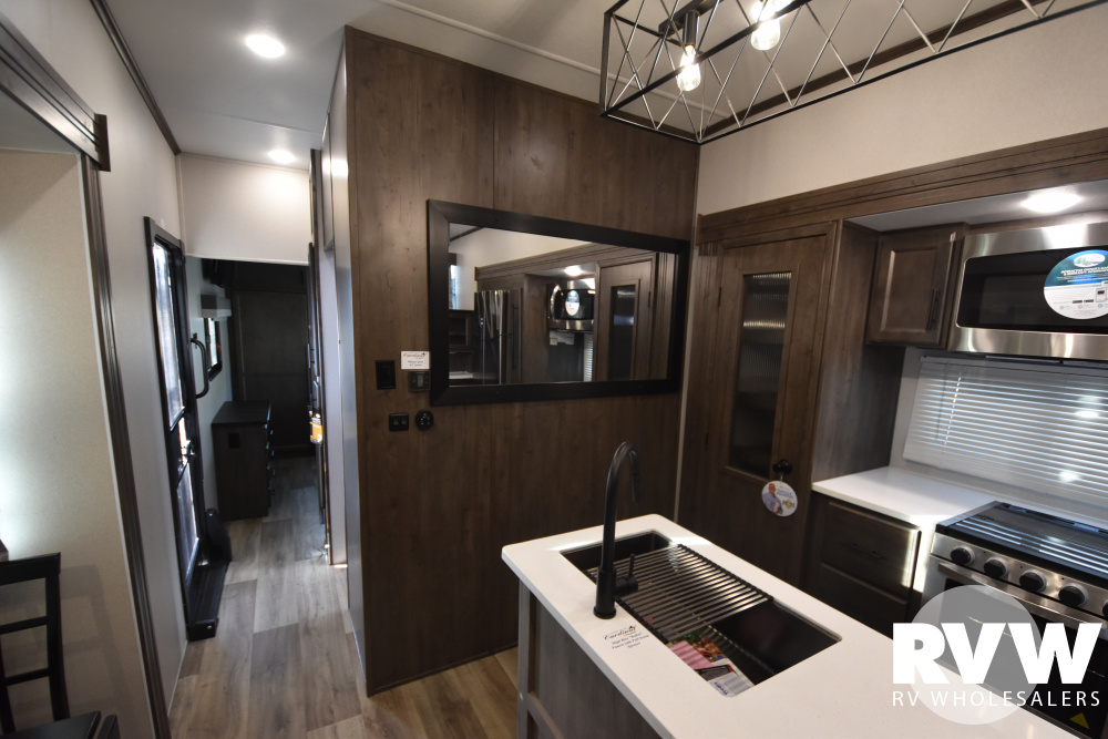 Click here to see the New 2020 Cardinal Limited 399FLLE Fifth Wheel by Forest River at RVWholesalers.com