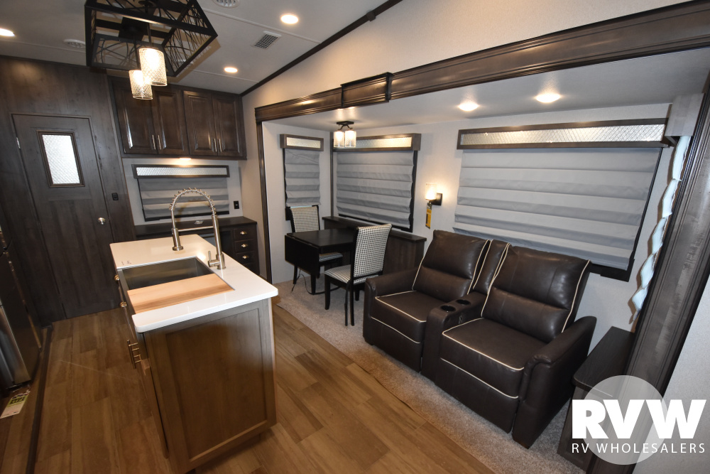 Click here to see the New 2020 Cardinal Luxury 344SKX Fifth Wheel by Forest River at RVWholesalers.com