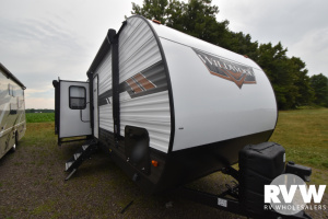 2021 Forest River Wildwood 27RE Travel Trailer: image 1