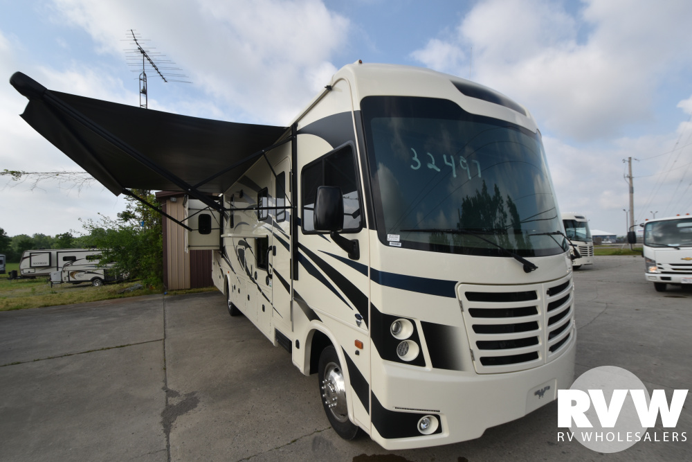 Click here to see the New 2021 FR3 33DS Class A Motorhome by Forest River at RVWholesalers.com