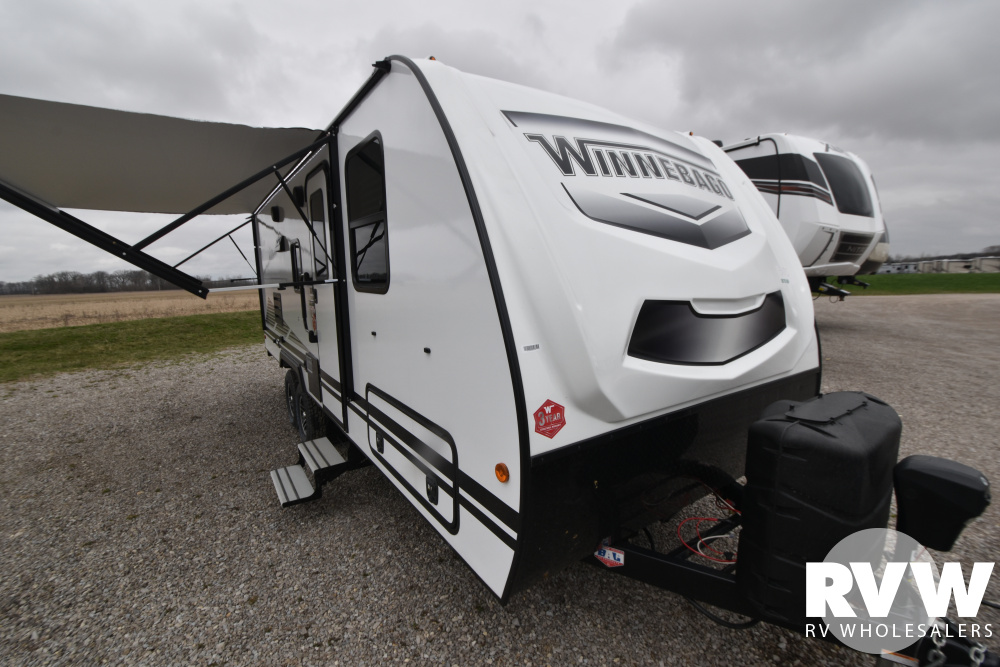 Click here to see the New 2021 Winnebago Micro Minnie 2306BHS Travel Trailer by Winnebago at RVWholesalers.com