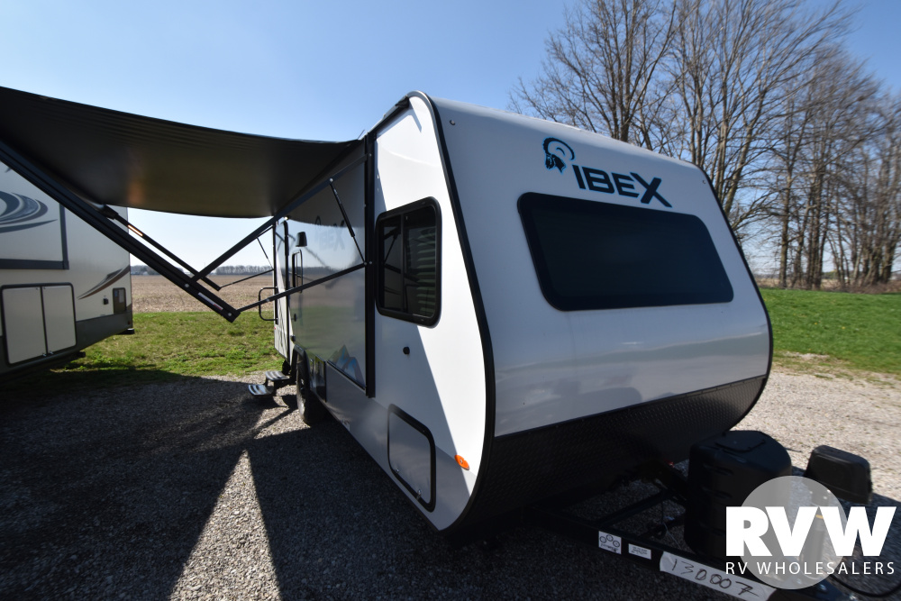 Click here to see the New 2021 Ibex 19QBS Travel Trailer by Forest River at RVWholesalers.com