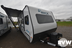 2022 Forest River Ibex 19QTH Toy Hauler Travel Trailer: image 1