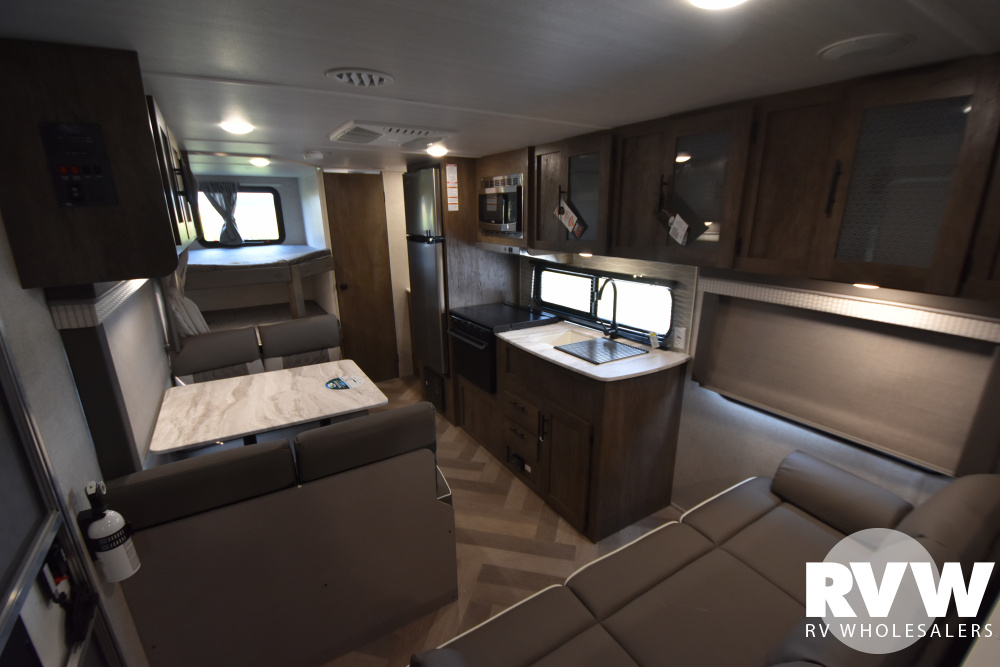 Click here to see the New 2021 Wildwood XLite 261BHXL Travel Trailer by Forest River at RVWholesalers.com